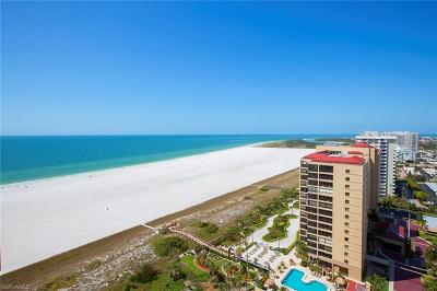 Gulfview Apts Of Marco Island Condo/Townhouse For Sale: 58 N Collier Blvd #2002