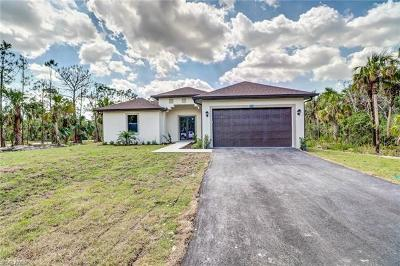 Naples FL Single Family Home For Sale: $299,999