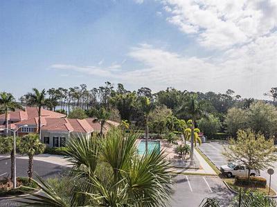 Naples Condo/Townhouse For Sale: 4500 Botanical Place Cir #406