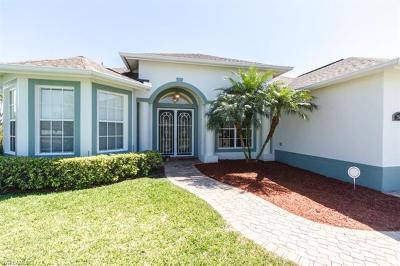 Bonita Springs Single Family Home For Sale: 25005 Carnoustie Ct