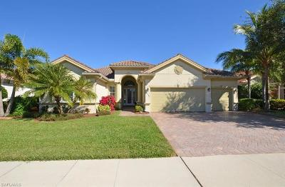 Fort Myers Single Family Home For Sale: 12849 Kingsmill Way