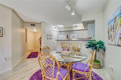 Bonita Springs Condo/Townhouse For Sale: 8736 River Homes Ln #7107
