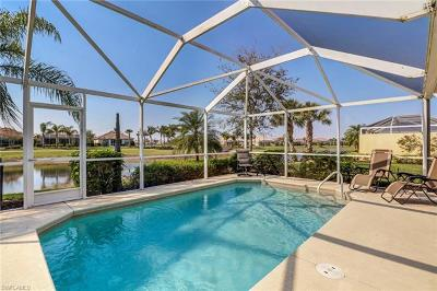 Naples Single Family Home For Sale: 8681 Erice Ct