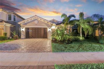 Naples Single Family Home For Sale: 3478 Pacific Dr