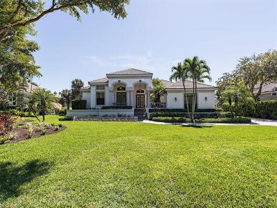 Bonita Springs Single Family Home For Sale: 27170 Oak Knoll Dr