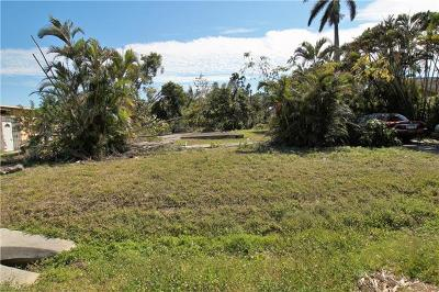 Naples Residential Lots & Land For Sale: 3164 Connecticut Ave