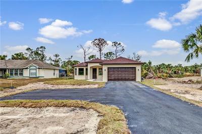 Naples Single Family Home For Sale: 3433 NE 58th Ave