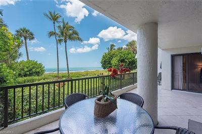 Condo/Townhouse For Sale: 2386 N Gulf Shore Blvd #104