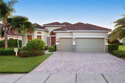 Fort Myers Single Family Home For Sale: 12712 Kingsmill Way