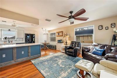 Fort Myers Single Family Home For Sale: 8066 Matanzas Rd
