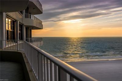 Marco Island Condo/Townhouse For Sale: 280 S Collier Blvd #1601