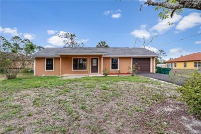 Naples Single Family Home For Sale: 2660 SE 4th Ave