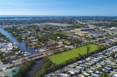 Naples Residential Lots & Land For Sale: 24&25 Bayshore Dr