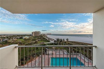 Marco Island Condo/Townhouse For Sale: 58 N Collier Blvd #607