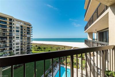 Marco Island Condo/Townhouse For Sale: 174 S Collier Blvd #805