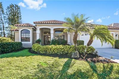 Bonita Springs Single Family Home For Sale: 12703 Hunters Ridge Dr