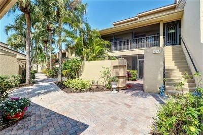 Naples Condo/Townhouse For Sale: 5475 Fox Hollow Dr #109