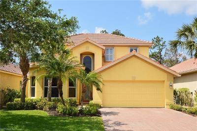 Estero Single Family Home For Sale: 20450 Ardore Ln