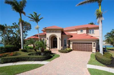 Marco Island Single Family Home For Sale: 1404 Butterfield Ct