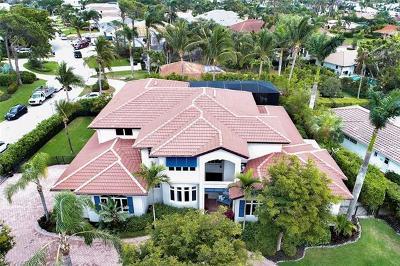 Single Family Home For Sale: 4486 Crayton Rd