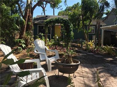 Naples FL Single Family Home For Sale: $299,000