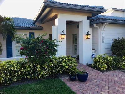 Naples Single Family Home For Sale: 1605 Crayton Rd