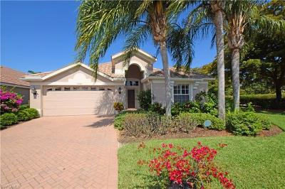 Estero Single Family Home For Sale: 23700 Jasmine Lake Dr