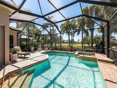 Estero Single Family Home For Sale: 23410 Caraway Lakes Dr