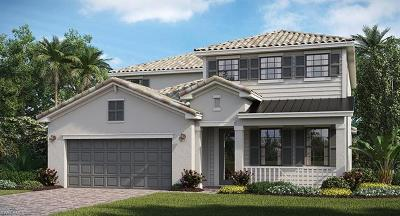 Fort Myers Single Family Home For Sale: 10772 Essex Square Blvd
