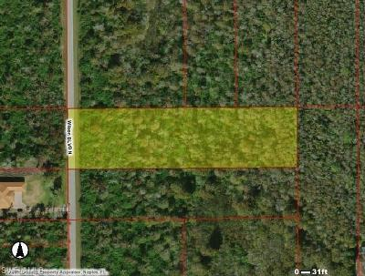 Naples Residential Lots & Land For Sale: N Wilson Blvd