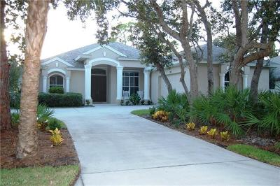 Naples Single Family Home For Sale: 1963 Bethany Pl