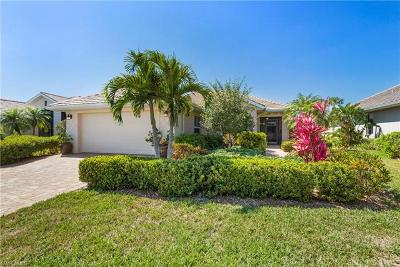 Fort Myers Single Family Home For Sale: 10834 Tiberio Dr
