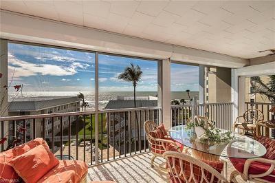 Condo/Townhouse For Sale: 2875 N Gulf Shore Blvd #506