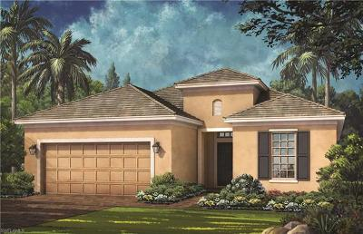 Cape Coral Single Family Home For Sale: 1017 Cayes Cir