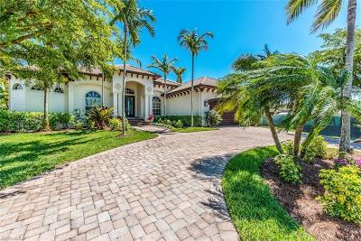 Naples Single Family Home For Sale: 1955 Tarpon Rd