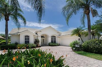Bonita Springs Single Family Home For Sale: 13840 Tonbridge Ct