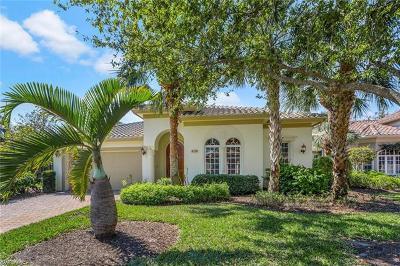 Naples Single Family Home For Sale: 3112 Terramar Dr