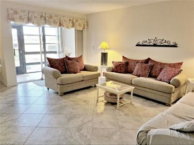 Naples Condo/Townhouse For Sale: 3655 Boca Ciega Dr #106