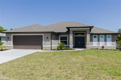 Cape Coral Single Family Home For Sale: 3729 SW 6th Ave