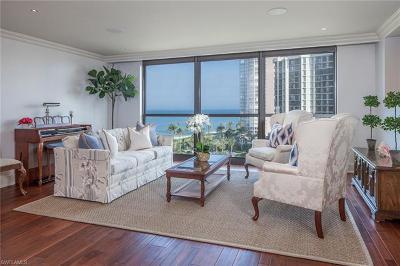 Naples FL Condo/Townhouse For Sale: $1,950,000