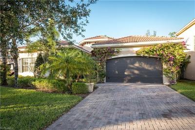 Naples Single Family Home For Sale: 6605 Marbella Ln