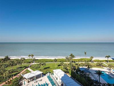 Naples Condo/Townhouse For Sale: 4041 N Gulf Shore Blvd #703