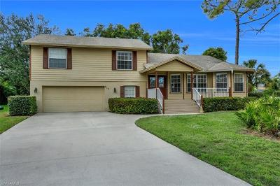 Naples Single Family Home For Sale: 519 Chatham Cir