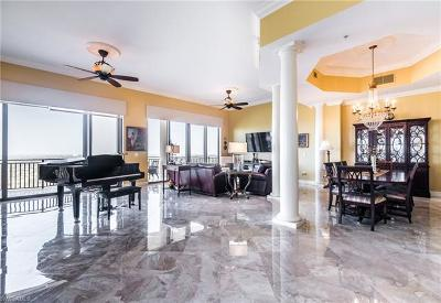 Fort Myers Condo/Townhouse For Sale: 14300 Riva Del Lago Dr #PH23