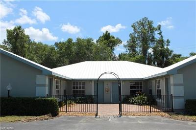 Naples Single Family Home For Sale: 6275 Parkers Hammock Rd #C