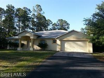 Naples Single Family Home For Sale: 3685 SE 16th Ave