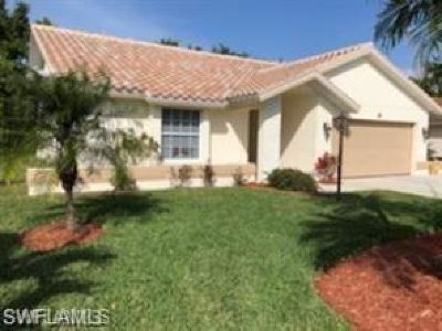 Naples Single Family Home For Sale: 149 Saint James Way