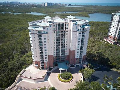 Naples Condo/Townhouse For Sale: 445 Cove Tower Dr #1504
