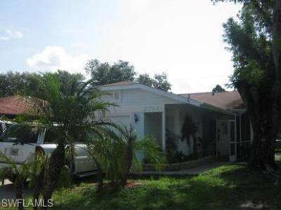 Bonita Springs Single Family Home For Sale: 27941 Quinn St