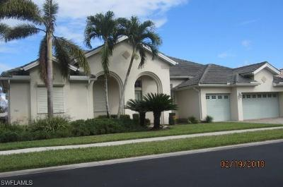 Naples Single Family Home For Sale: 3707 W Jungle Plum Dr